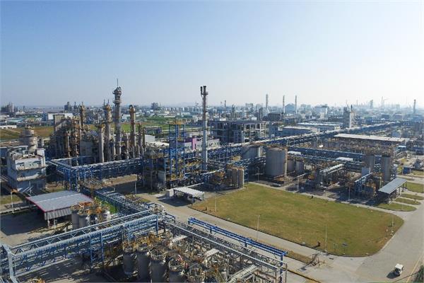 Evonik new plant in China