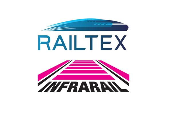 Railtex Infrarail logo
