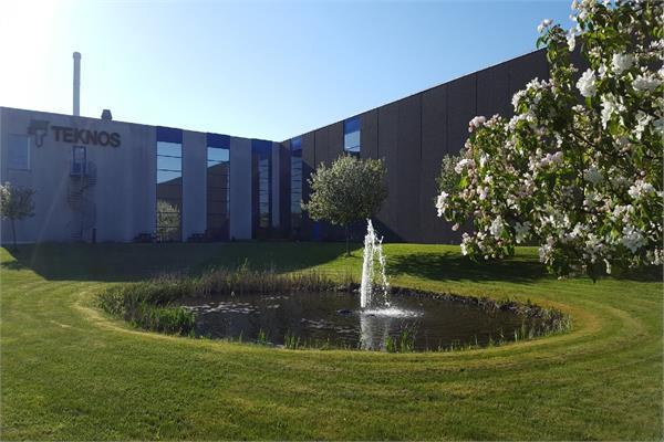 Teknos Danish site