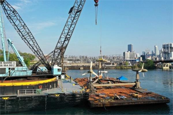 Corrosion and fueling on marine energy devises